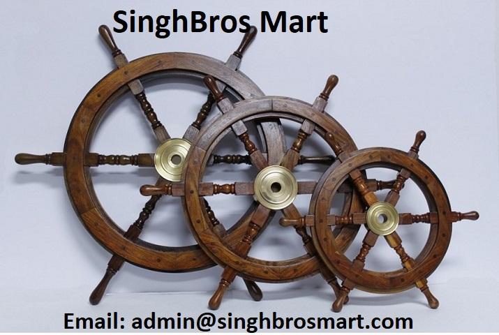 nautical ship wheel decor,nautical ship steering wheel,nautical decor ship wheels for sale,wooden nautical ship wheel, ship wheel,pirate ship wheel