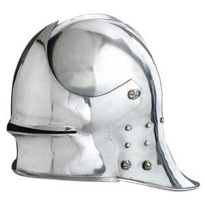 German Visored Sallet Helmet SinghBros Mart