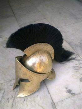 Antique 300 King Leonidas Spartan Movie Helmet Replica Helmet