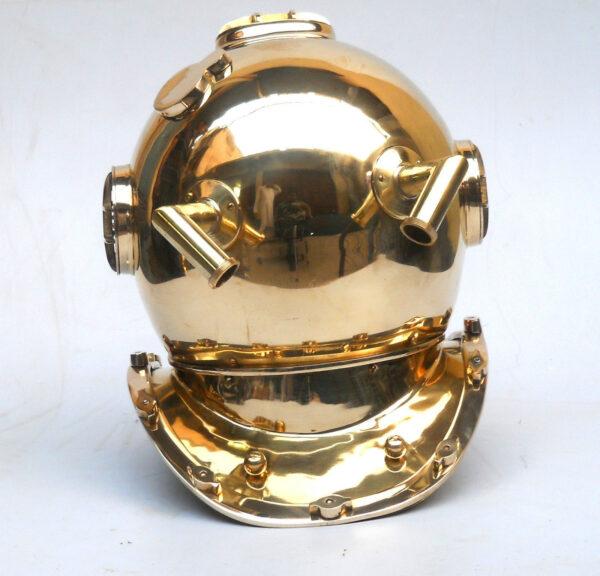 Nautical Sea Marine Diver Helmet Antique