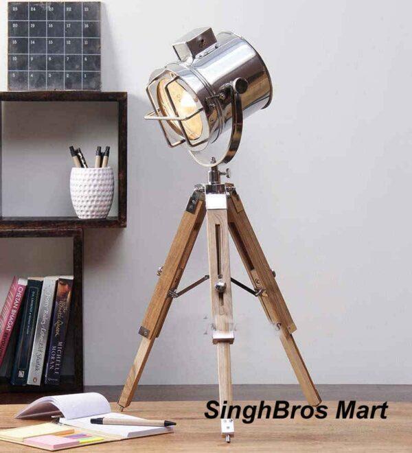 Nauticle Spot light with Tripod